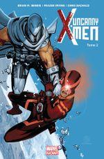 Couverture Brisés - Uncanny X-Men, tome 2