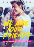 Affiche We Are Your Friends