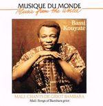 Pochette Mali: Chants de griot Bambara