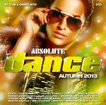 Pochette Absolute Dance Autumn 2013
