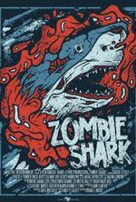 Affiche Zombie Shark