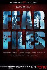 Affiche Fear Files