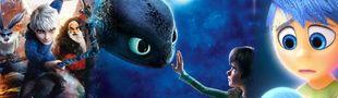 Cover Top (d'un chiffre inconnu) films d'animation