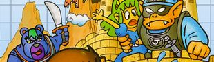 Jaquette Alex Kidd in Miracle World