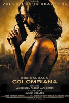 Affiche Colombiana