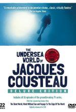 Affiche L'Odyssée sous-marine de l'équipe Cousteau