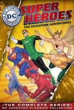 Affiche The Superman/Aquaman Hour of Adventure