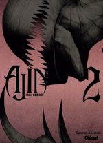 Couverture Ajin : Semi-humain, tome 2