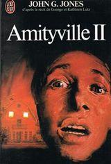 Couverture Amityville 2