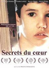 Affiche Secrets du coeur