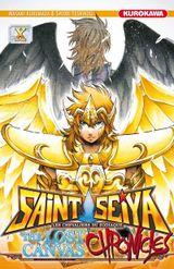 Couverture Sisyphe du Sagittaire - The Lost Canvas Chronicles, Volume 10