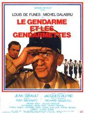 Affiche Le Gendarme et les Gendarmettes