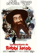 Affiche Les Aventures de Rabbi Jacob