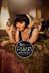 Affiche Miss Fisher enquête