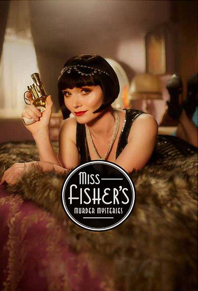 Miss Fisher's Murder Mysteries S03 VOSTFR