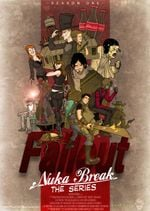 Affiche Fallout: Nuka Break