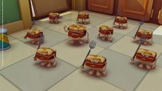 screenshots Lasagnes et castagnes