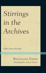 Couverture Stirrings in the Archives