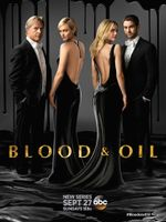 Affiche Blood and Oil