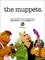Affiche The Muppets