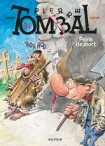 Couverture Pierre Tombal - 31 - Peine de mort