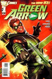 Couverture Green Arrow (2011 - 2016)