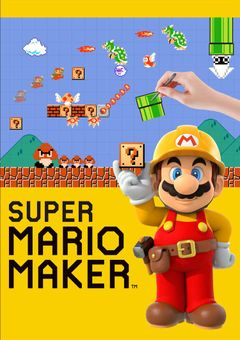 Jaquette Super Mario Maker