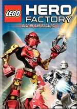 Affiche LEGO Hero Factory - L'ascension des débutants