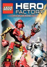 Affiche LEGO Hero Factory : L'Ascension des débutants