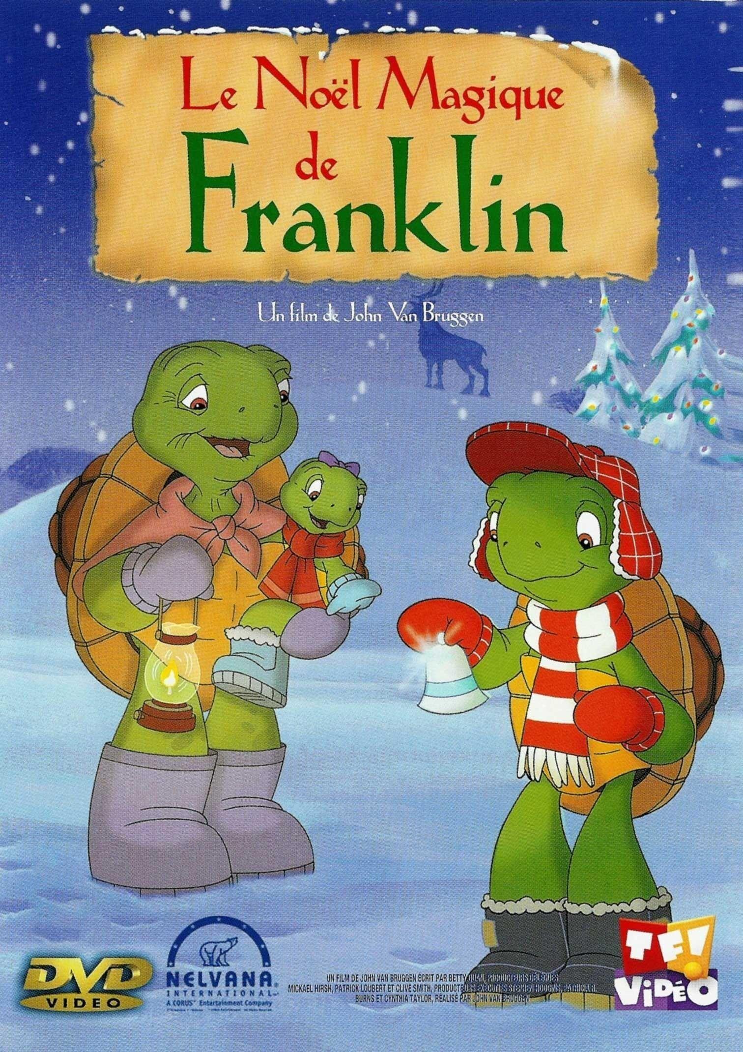 Le Noel Magique De Franklin Le Noël magique de Franklin   Film (2002)   SensCritique