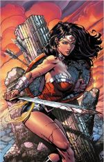 Couverture War Torn - Wonder Woman, tome 7