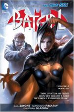 Couverture Wanted - Batgirl (2011), tome 4