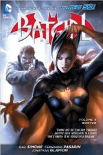 Couverture Wanted - Batgirl, tome 4
