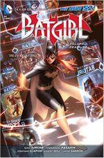 Couverture Deadline - Batgirl (2011), tome 5