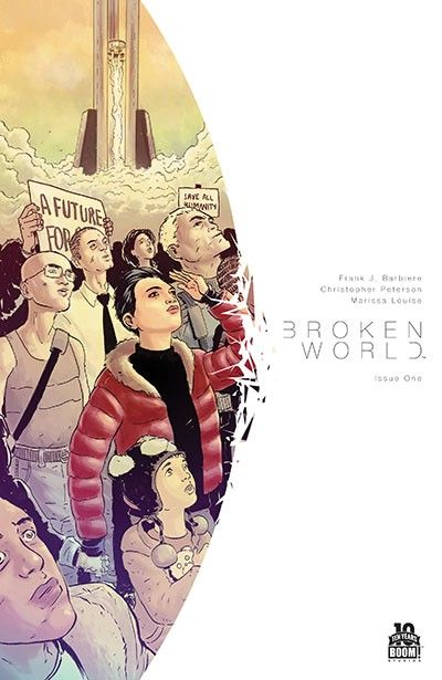 Broken World Intégrale en un volume