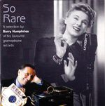 Pochette So Rare: A Selection by Barry Humphries of His Favourite Gramophone Records