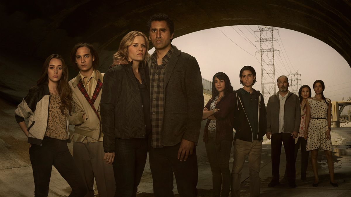 Avis sur la série Fear the Walking Dead (2015) - All is Lost ...