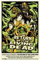 Affiche Le Retour des morts-vivants