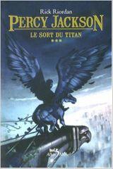 Couverture Le Sort du titan - Percy Jackson, tome 3