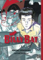 Couverture Billy Bat, tome 1