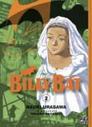 Couverture Billy Bat, tome 2