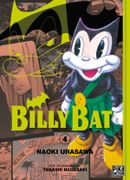 Couverture Billy Bat, tome 4