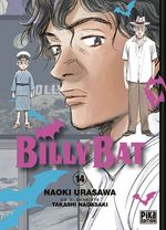 Couverture Billy Bat, tome 14
