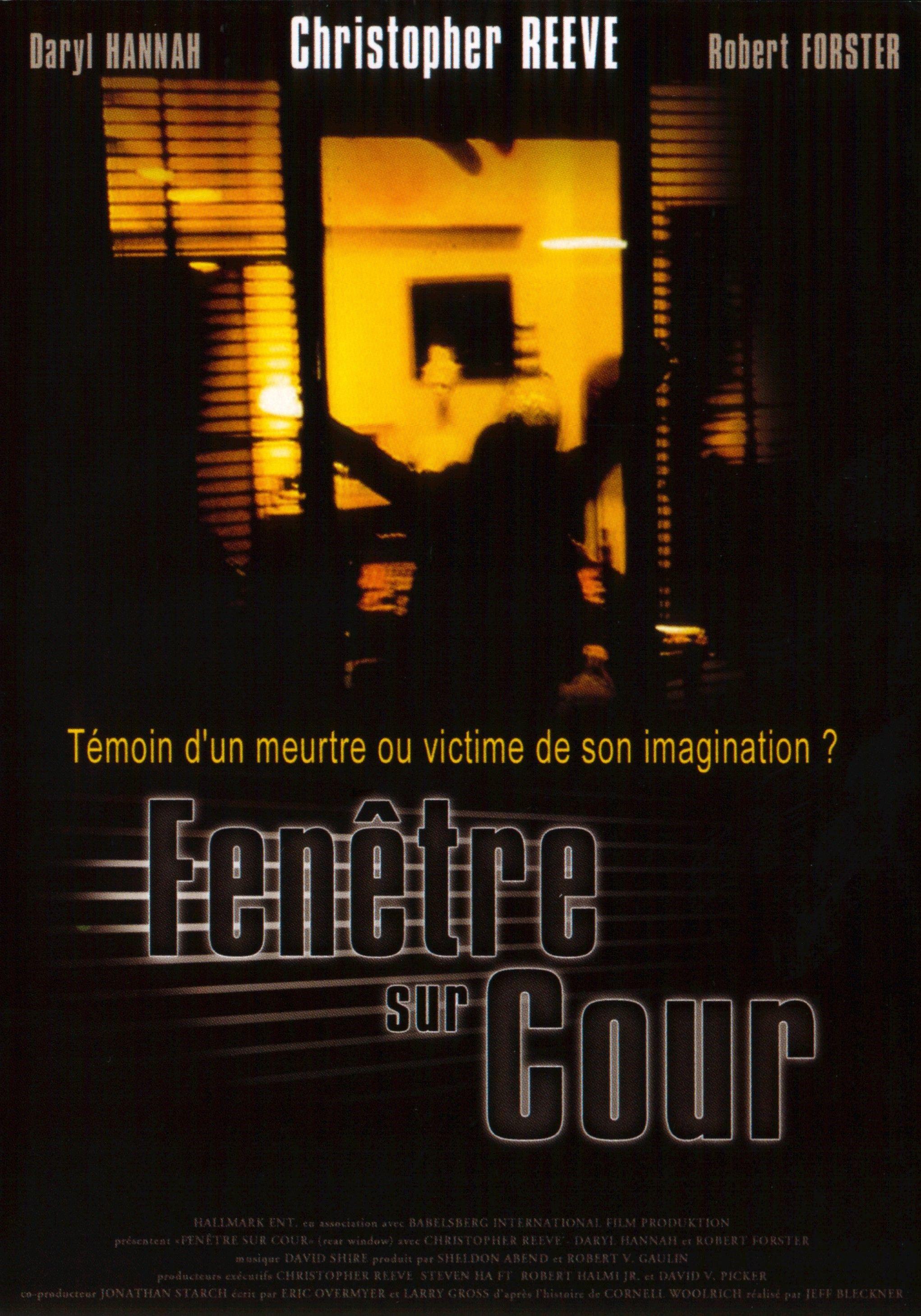 Fen tre sur cour t l film 1998 senscritique for Fenetre sur cour film