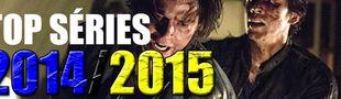 Cover [Saison 2014/2015] Top 15 Séries