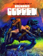 Couverture The Odd Comic World of Richard Corben