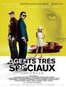 Affiche Agents très spéciaux - Code U.N.C.L.E.