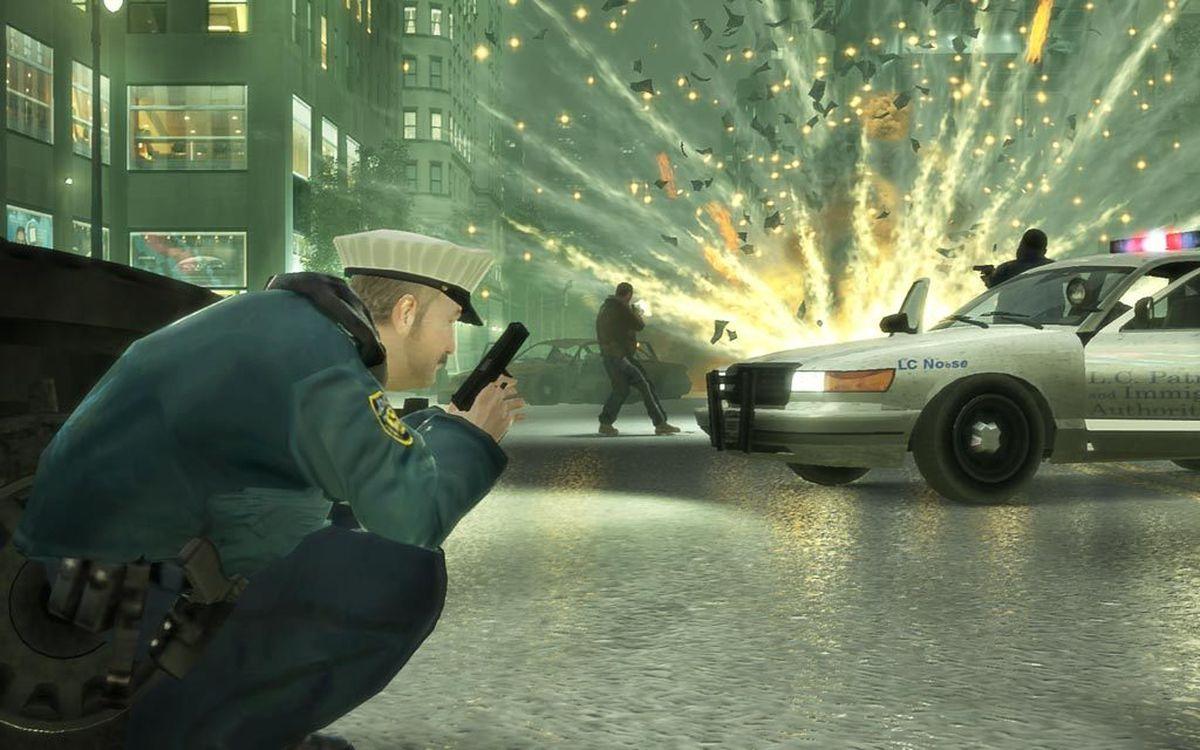 rencontres Grand Theft Auto 4