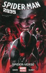 Couverture Spider-Verse - Spider-Man 2099 (2014), tome 2