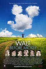 Affiche Walt avant Mickey